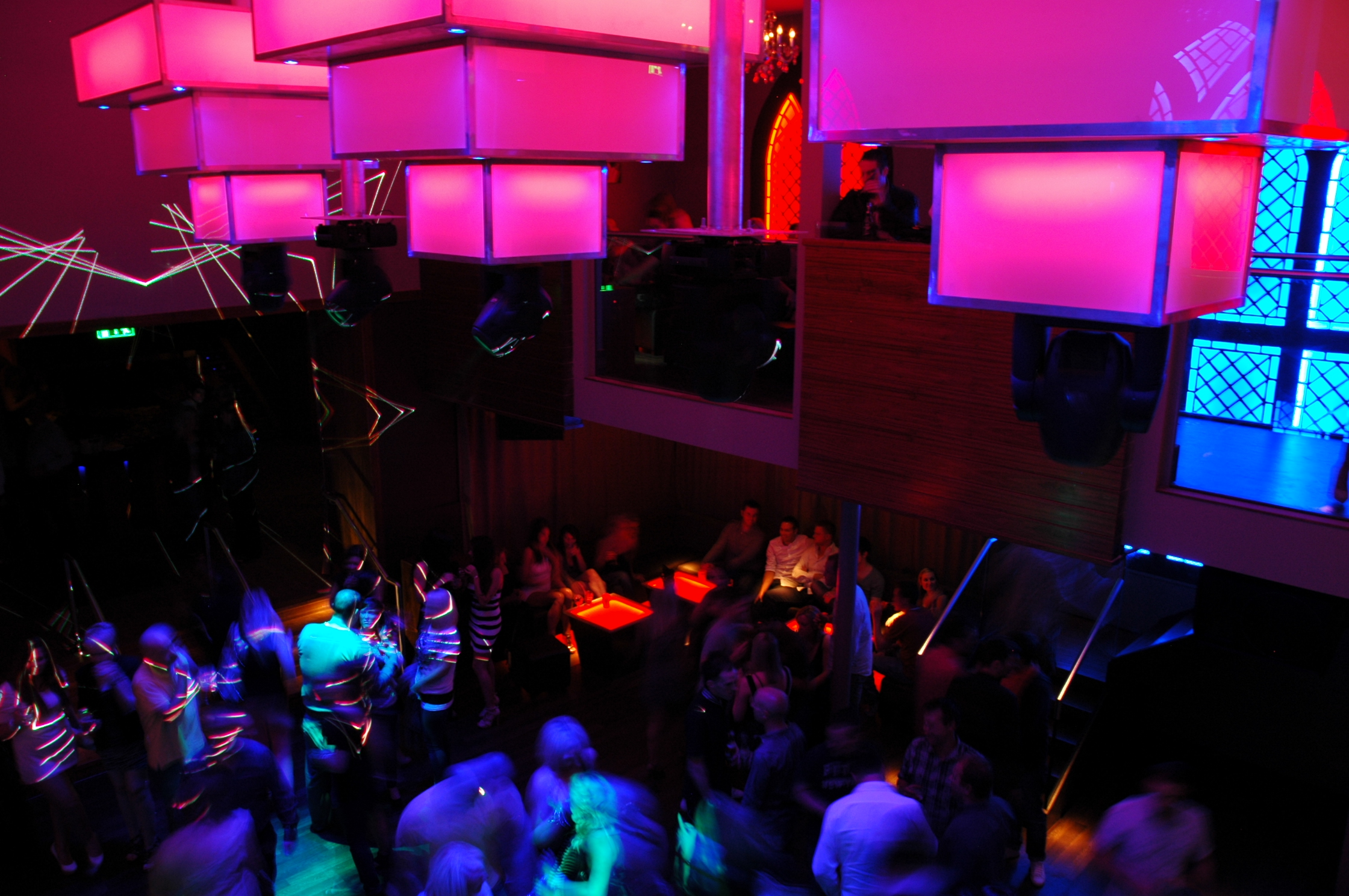Loft Perth Loft Nightclub Perth Andrew Black Design Architecture