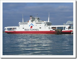 The RedFunnel Ferry