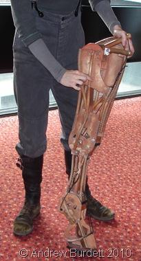 War Horse's Leg
