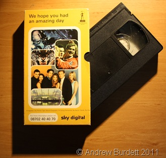 ITS LIKE VINYL_Nowadays, most of us have only a couple of VHS cassettes left.