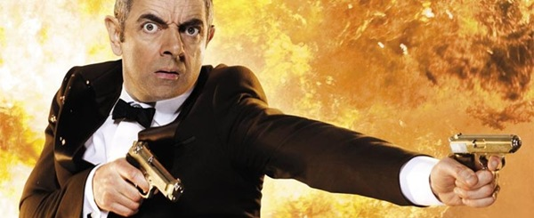 EXPLOSIVE FILM_Rowan Atkinson returns as the title role in this sequel to the 2003 spy-com film.