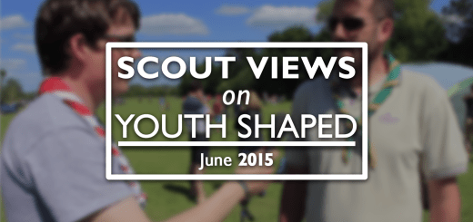 Video thumbnail for the vox-pops video filmed at the Berkshire Scouts Regatta, June 2015.