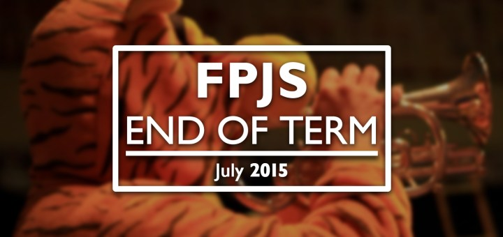 Video thumbnail for the end of term video at Furze Platt Junior School (FPJS), July 2015.