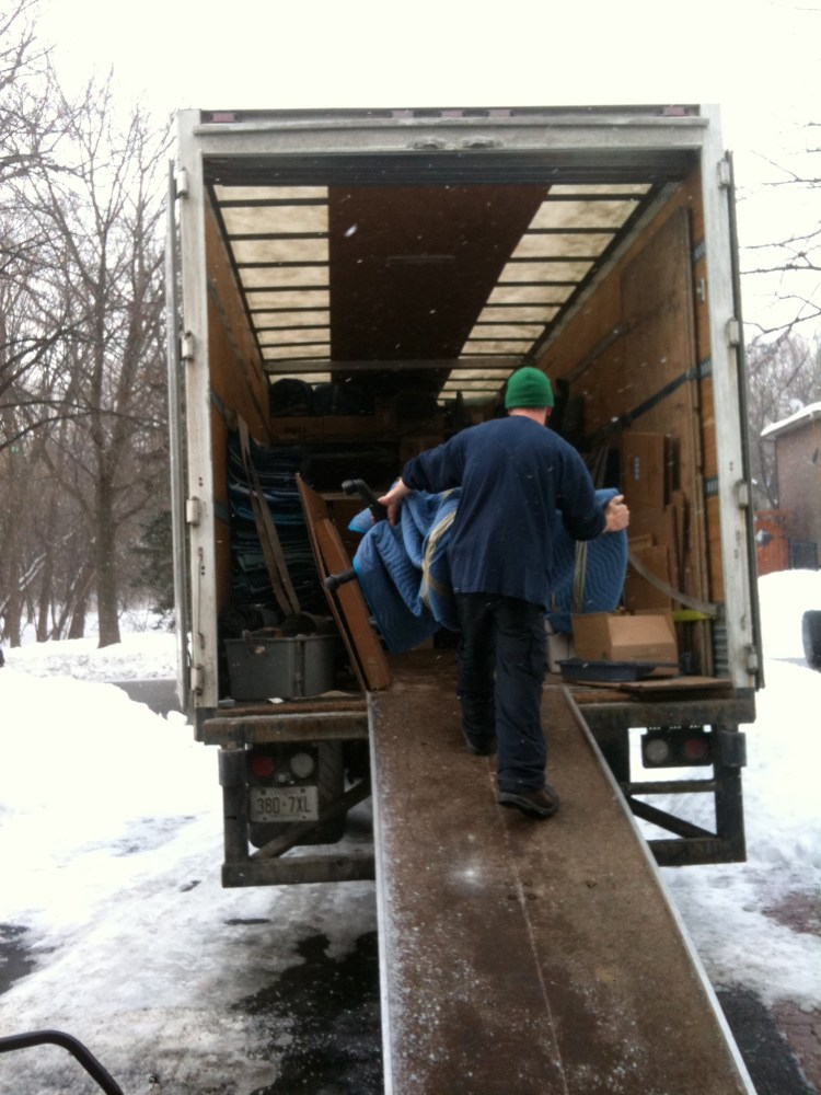 Moving Day! (3/6)