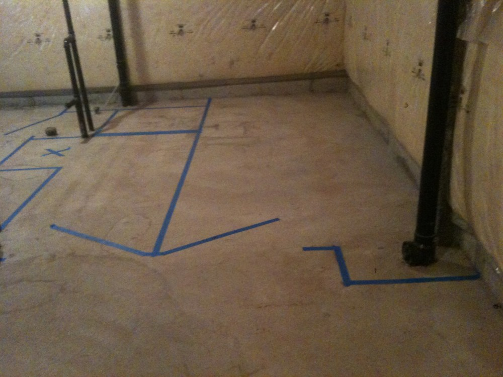 Basement Reno: the beginning (1/6)