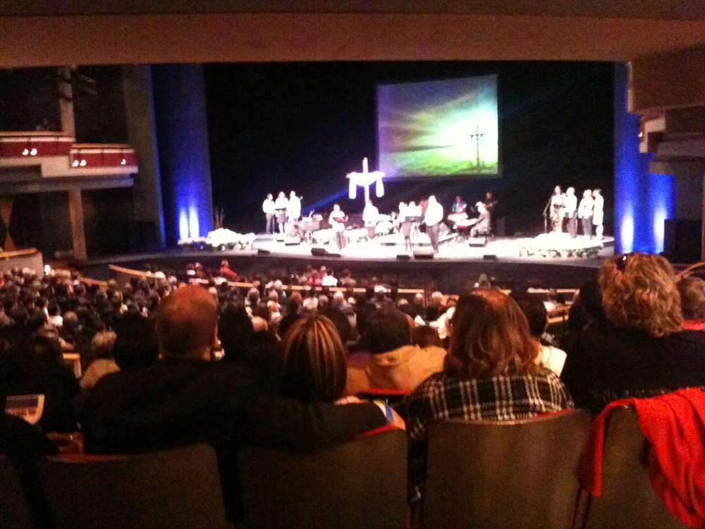 Easter Service in the heart of Mississauga (5/6)