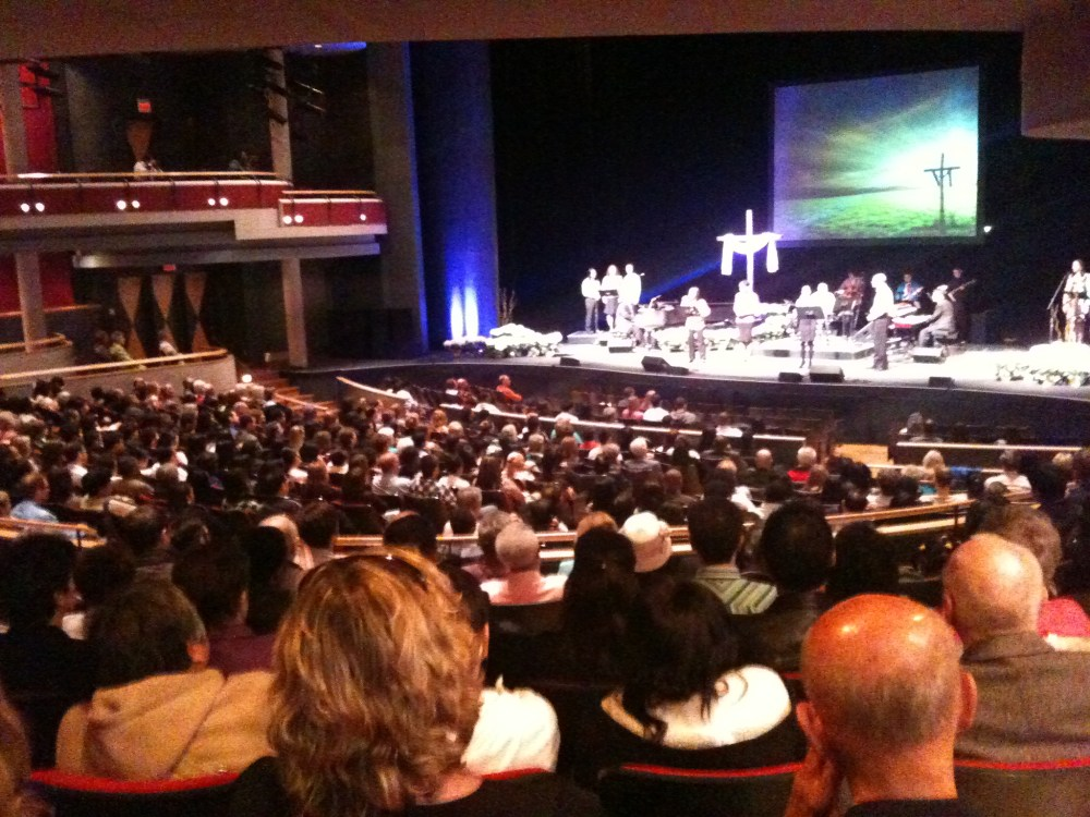 Easter Service in the heart of Mississauga (3/6)