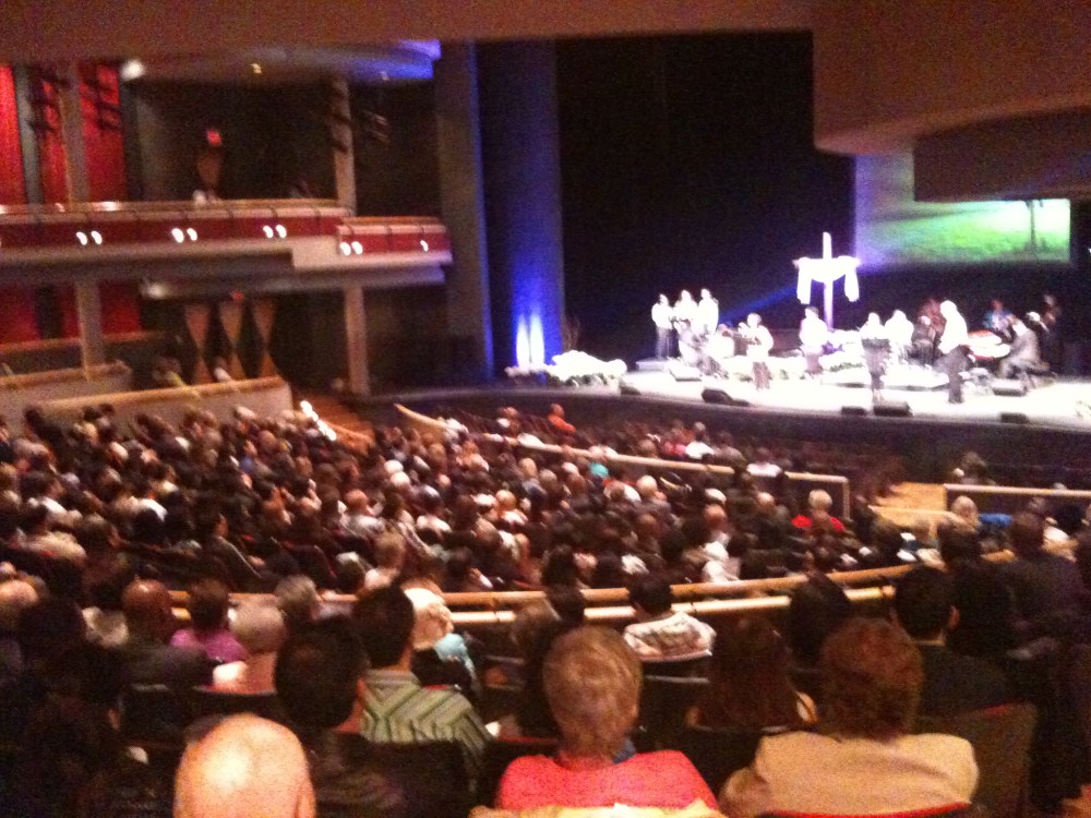 Easter Service in the heart of Mississauga (2/6)