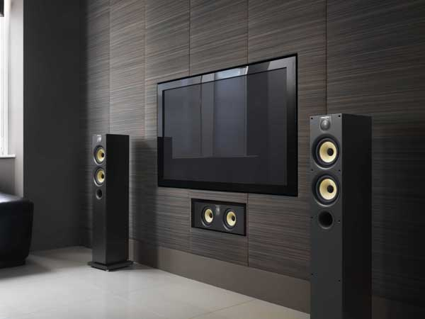 Meuble Tv Aluminium Review: Bowers & Wilkins 684 S2 Loudspeakers | Words And Music