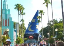 Hollywood Studios - Sorcerer's Hat