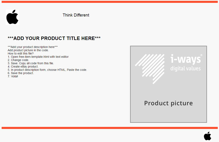 eBay\u0027s NEW Feature - FREE eBay Listing Template BUILDER!
