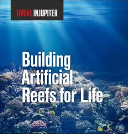 """In Jupiter Magazine features Andrew """"Red"""" Harris Foundation"""