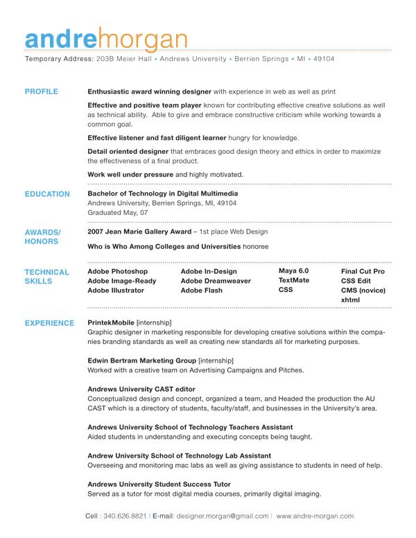 yeoman resume resume ideas