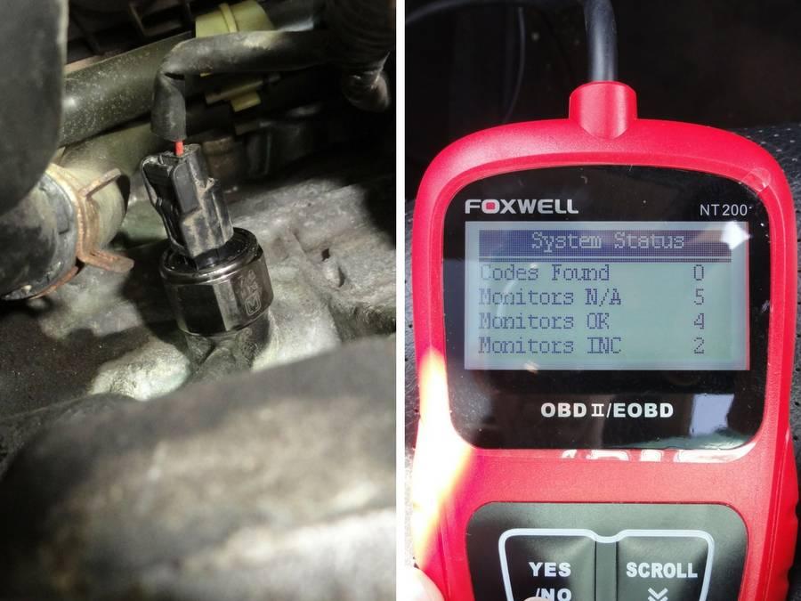 Honda P0325 Code  Knock Sensor Replacement - Andrew\u0027s Japanese Cars