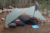 Gear List || Backpacking tarp & bivy: Ultralight minimalism