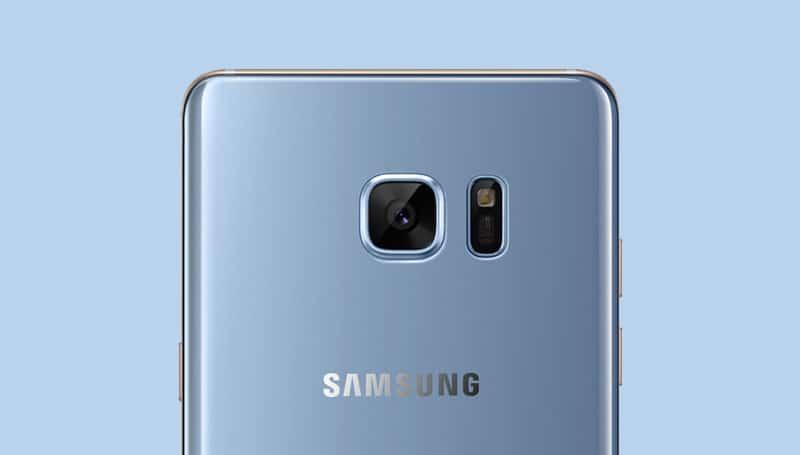 """Samsung Galaxy S7 edge จะเปิดตัวสีใหม่ สีฟ้า """"Blue Coral"""""""