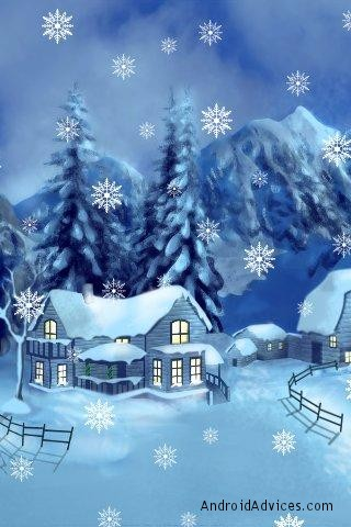 7 Best Christmas Live Wallpapers for Android - Lighten up your Screens - Android Advices