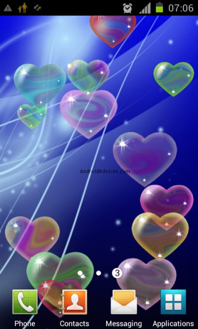 Best Valentine's Day Live Wallpapers for Android Mobile Phones - Android Advices