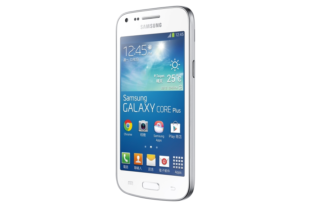 samsung galaxy core plus sm g350 introduced in taiwan specs pricing android advices. Black Bedroom Furniture Sets. Home Design Ideas