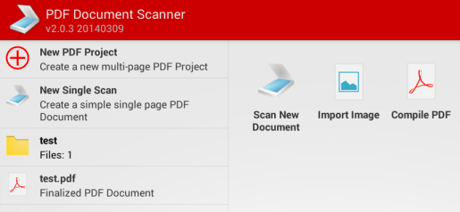 how do you put multiple scans into one pdf