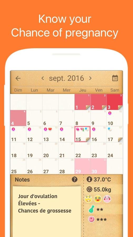 Period Tracker, My Calendar No Ads Android Apk Mods