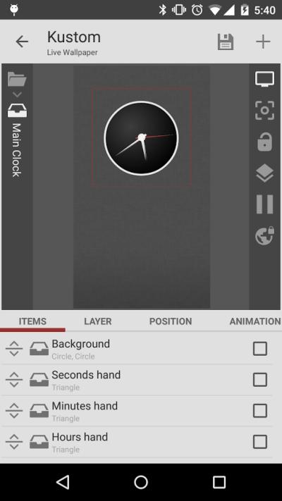 KLWP Live Wallpaper Maker | Android Apk Mods