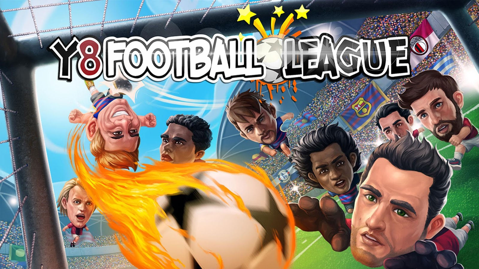 Y 8 Y8 Football League Sports Game Unlocked Android Apk Mods