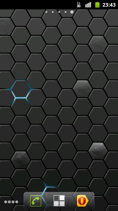 Next Honeycomb live wallpaper скачать на андроид бесплатно