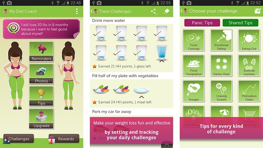 10 best Android diet apps and Android nutrition apps \u2013 Android Bunker
