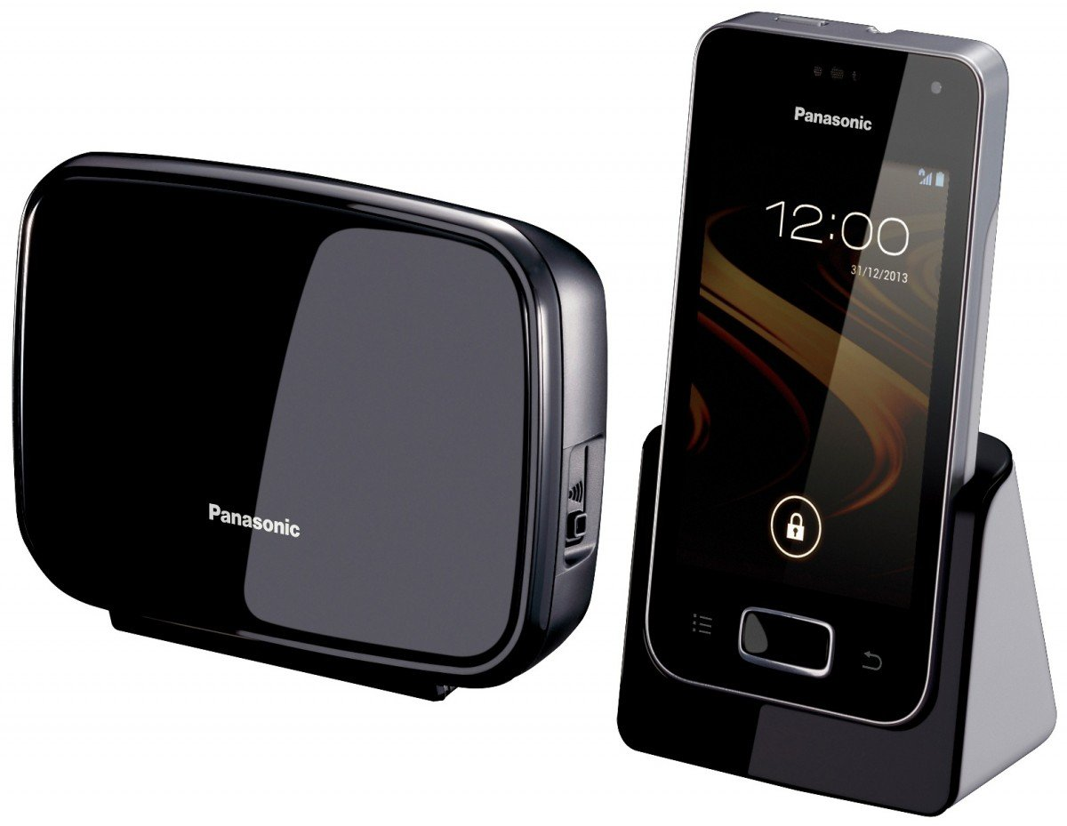 Wireless Phone Panasonic Announces Android Powered Home Phone Android