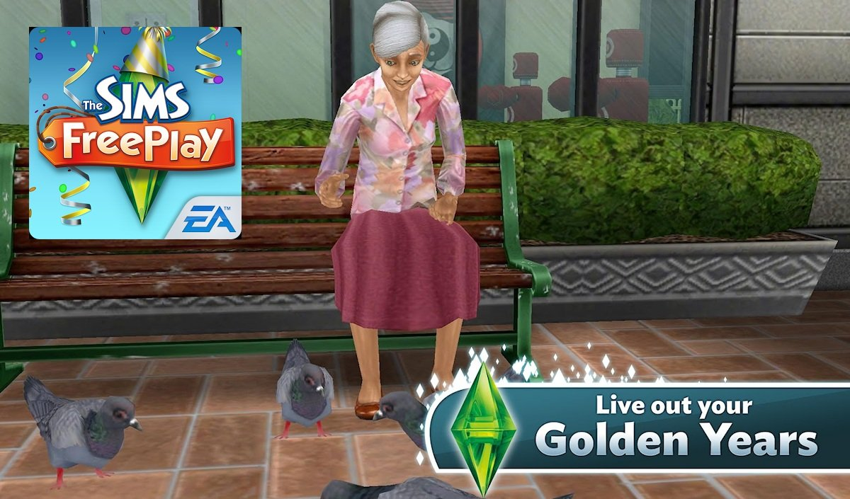 Sims Freeplay Zwembad In De Tuin The Sims Are Old But Still Kicking In The Latest Sims