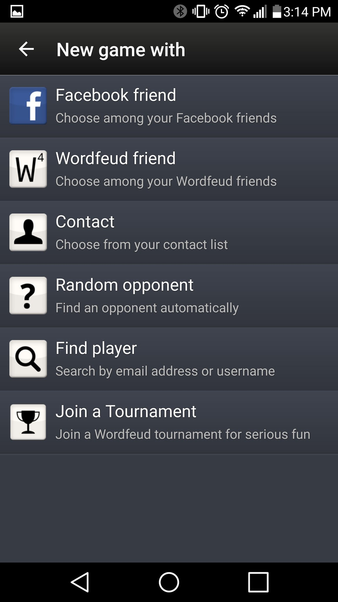 Letters Wordfeud Best Word Games For Android Android Central