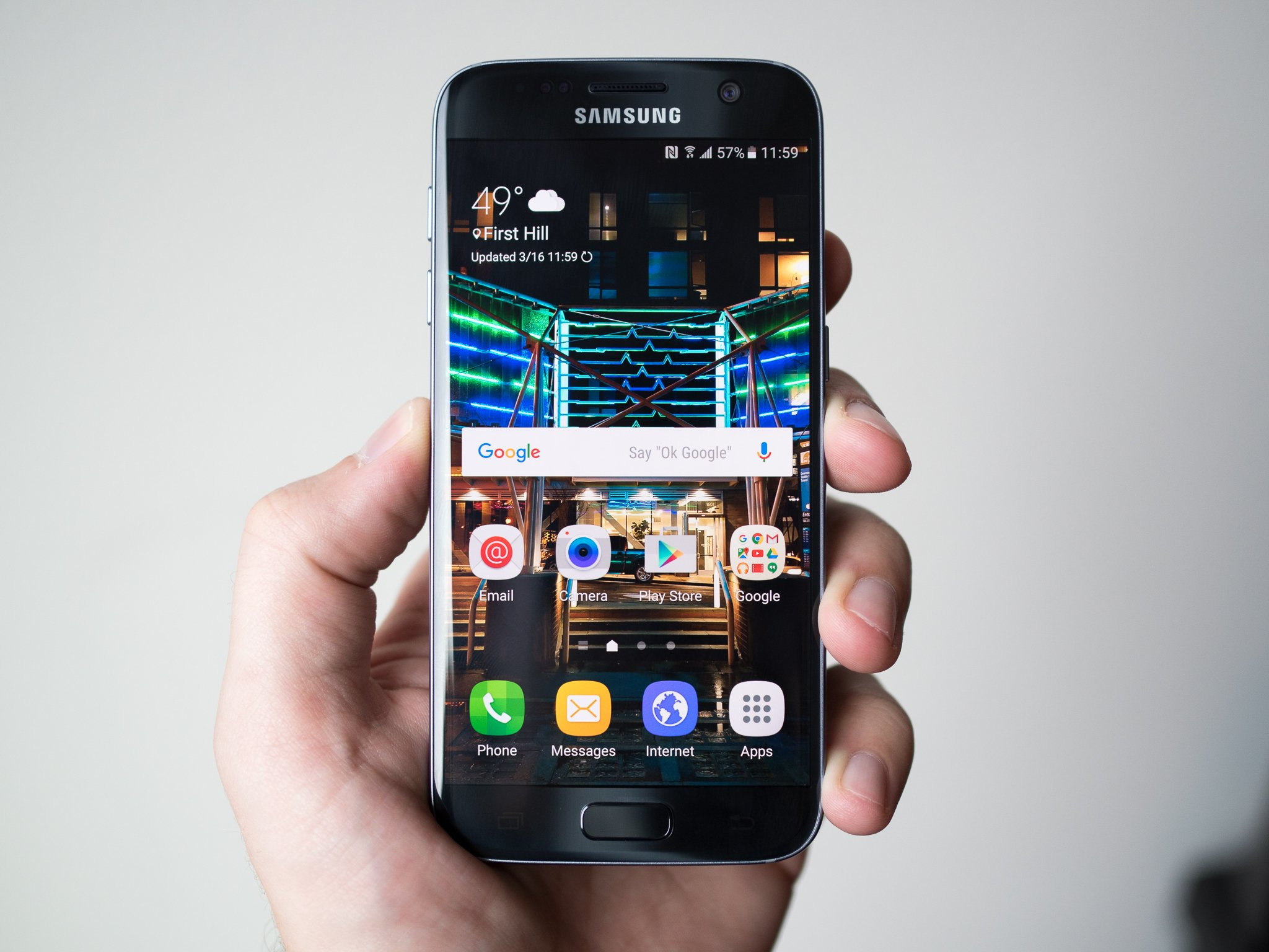 Samsung Screen How To Manage Home Screen Settings On The Samsung Galaxy S7