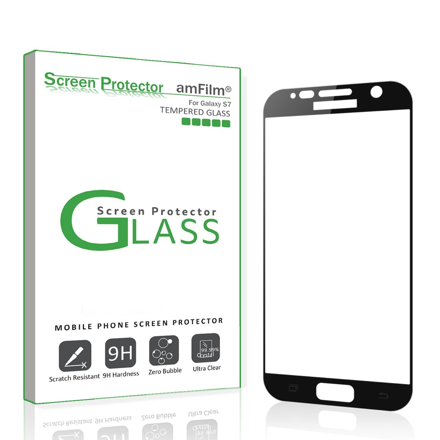 Display Glas Best Screen Protectors For Galaxy S7 Android Central