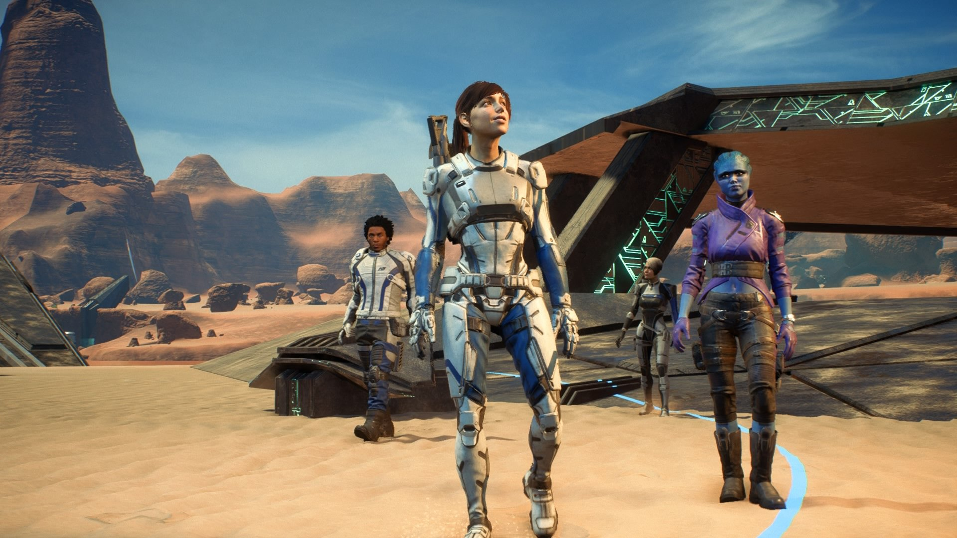 Mass Effectandromeda Mass Effect Andromeda Tips And Tricks Android Central