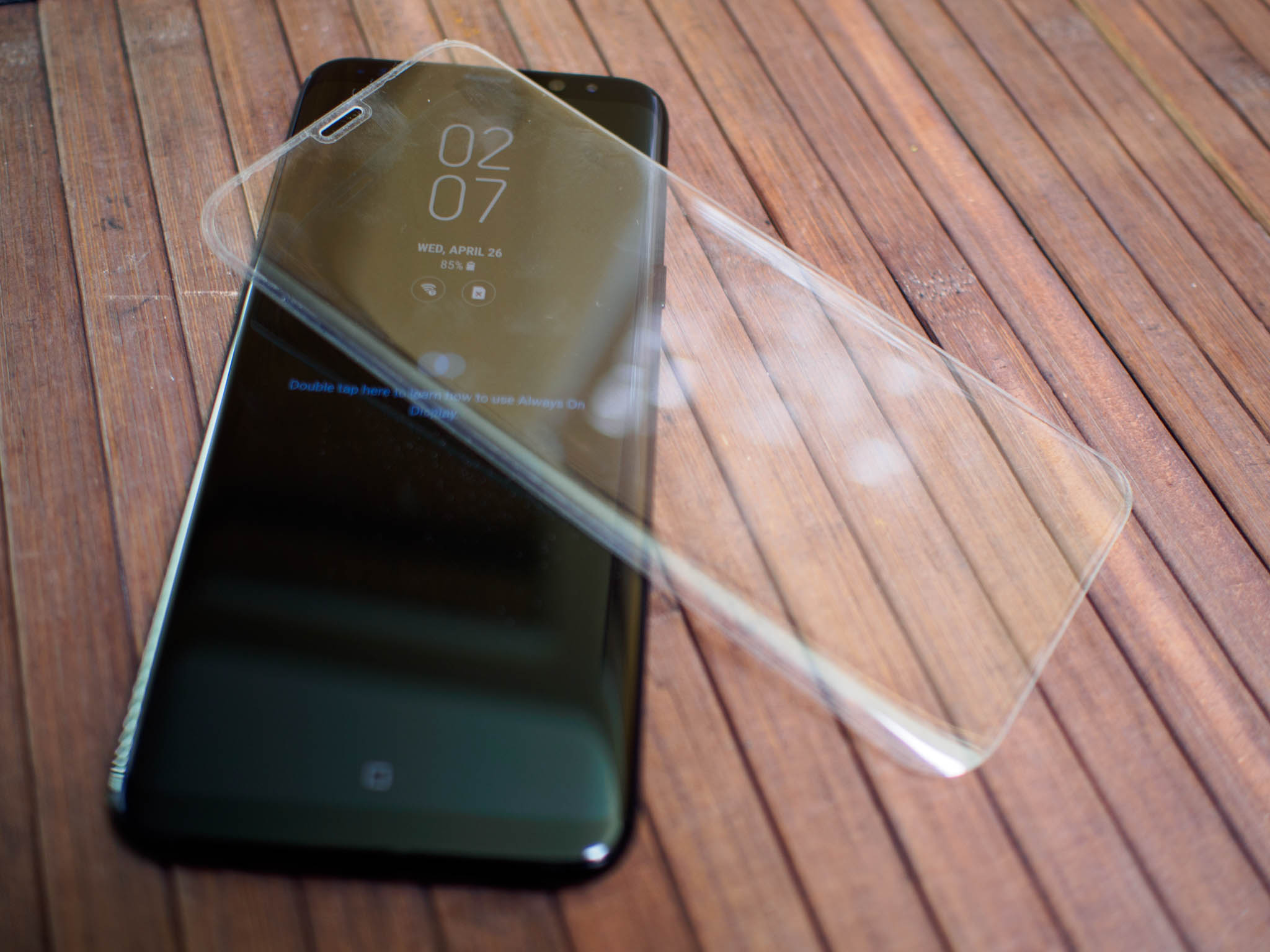 S8 Glas Should You Use A Tempered Glass Screen Protector For Your Galaxy