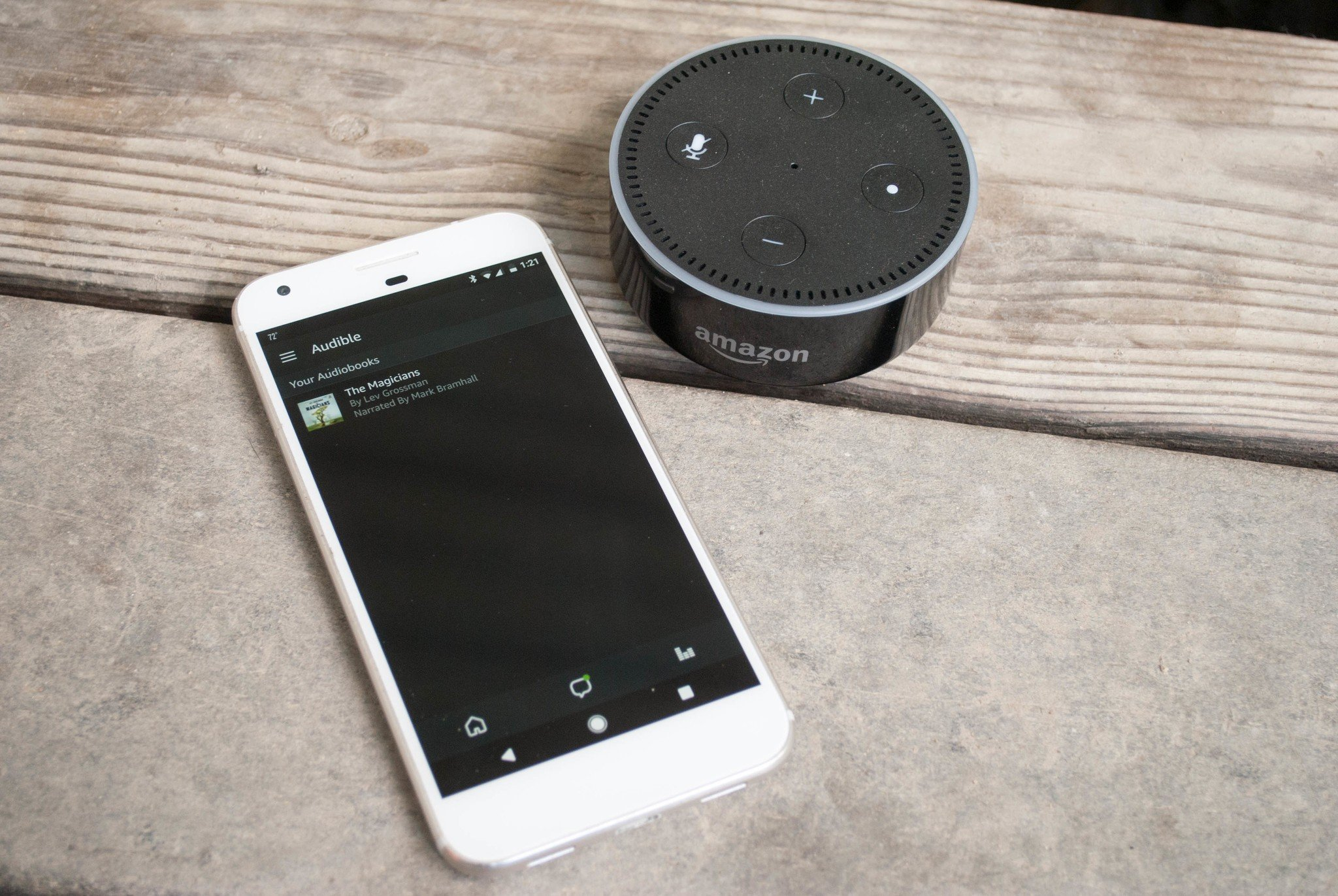 Alexa Audio How To Listen To Audiobooks Using Amazon Alexa Android
