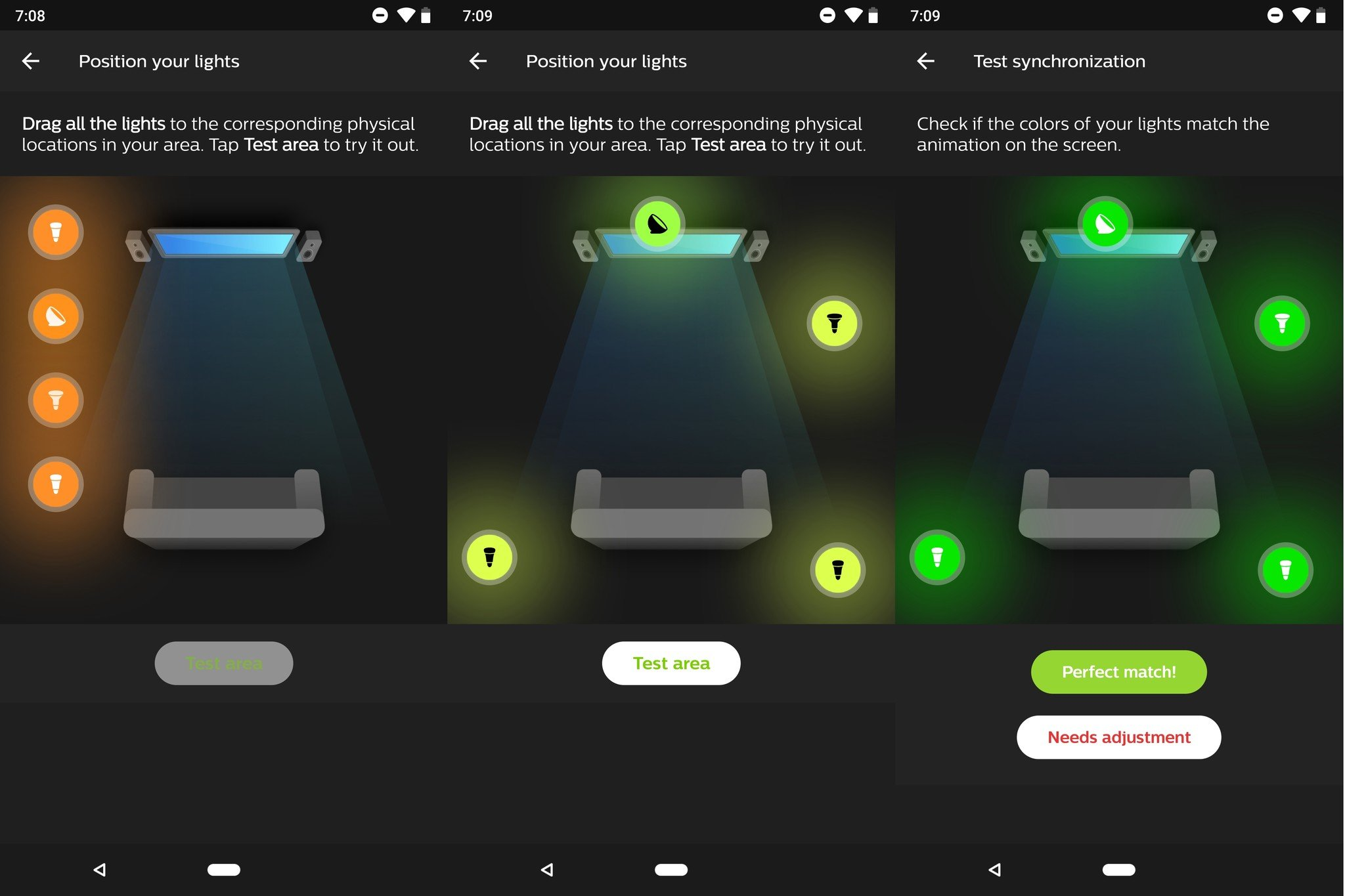 Hue Philips App How To Connect Philips Hue Lights To Your Music Movies Or Games