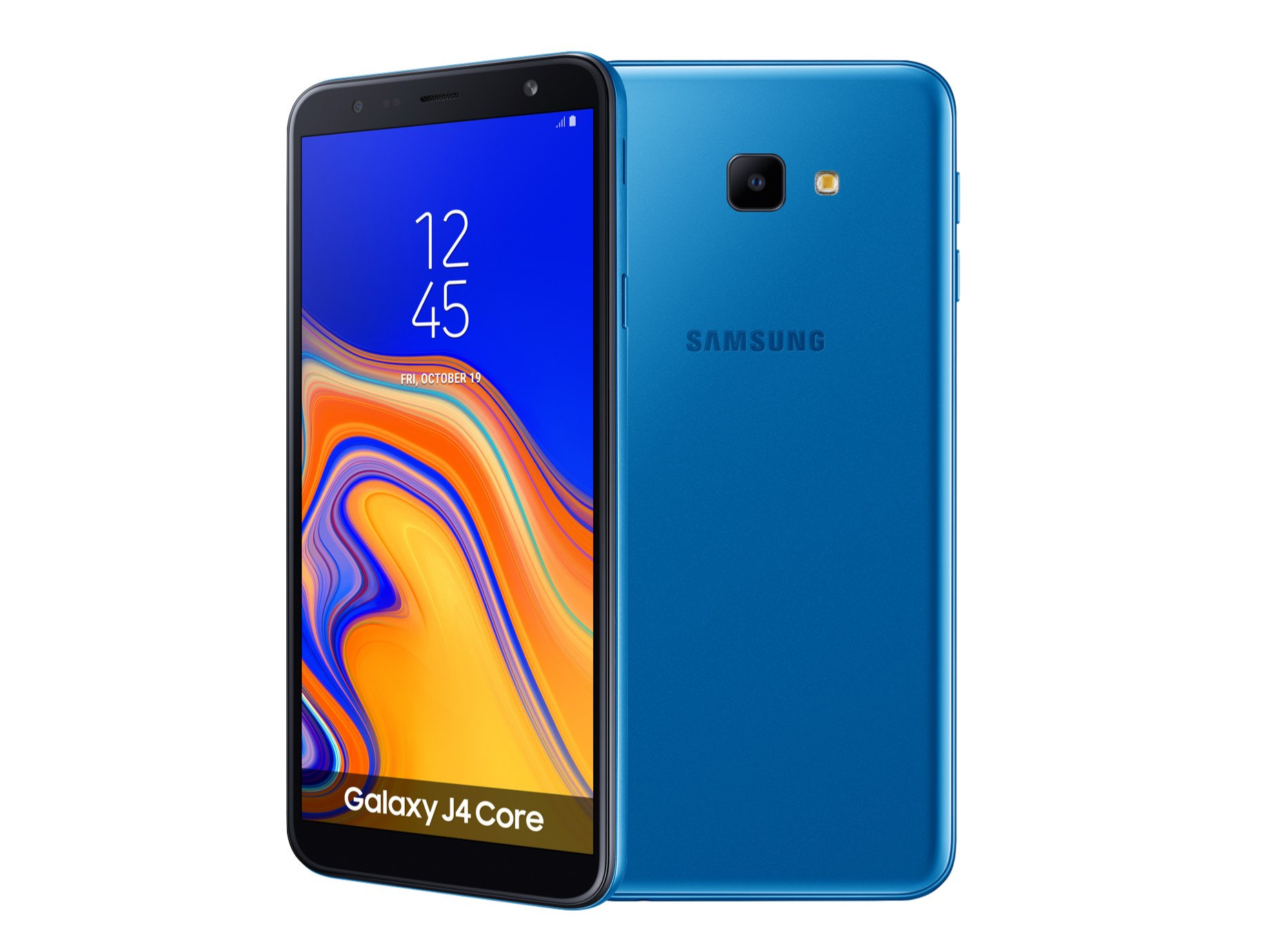 Mobile Samsung Samsung S Second Android Go Phone Is The Galaxy J4 Core Android