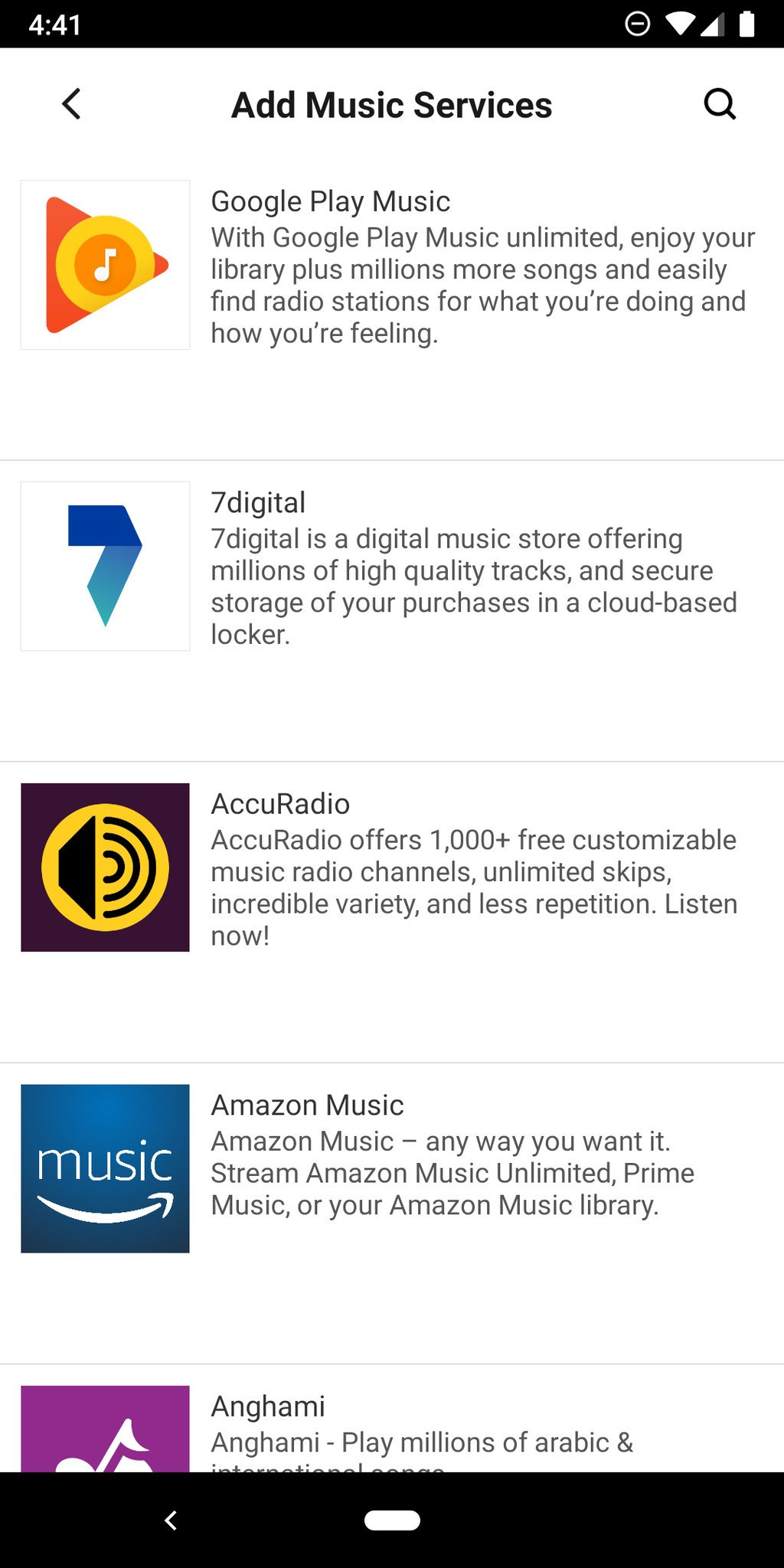 Amazon Music Sonos How To Add A Music Service To Your Sonos System Android Central