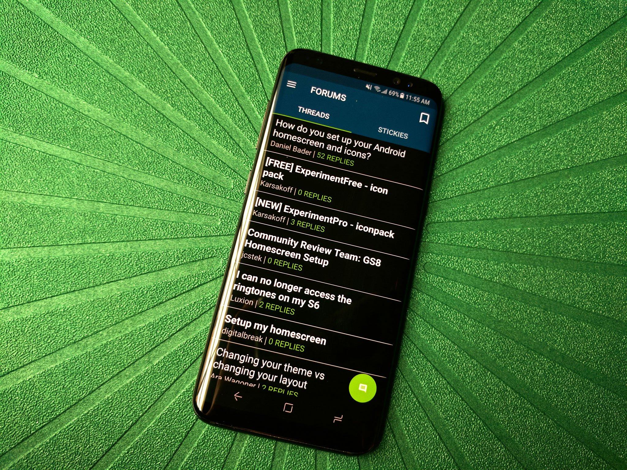 Android Wallpaper For Mobile How To Find The Best Wallpapers For Android Android Central