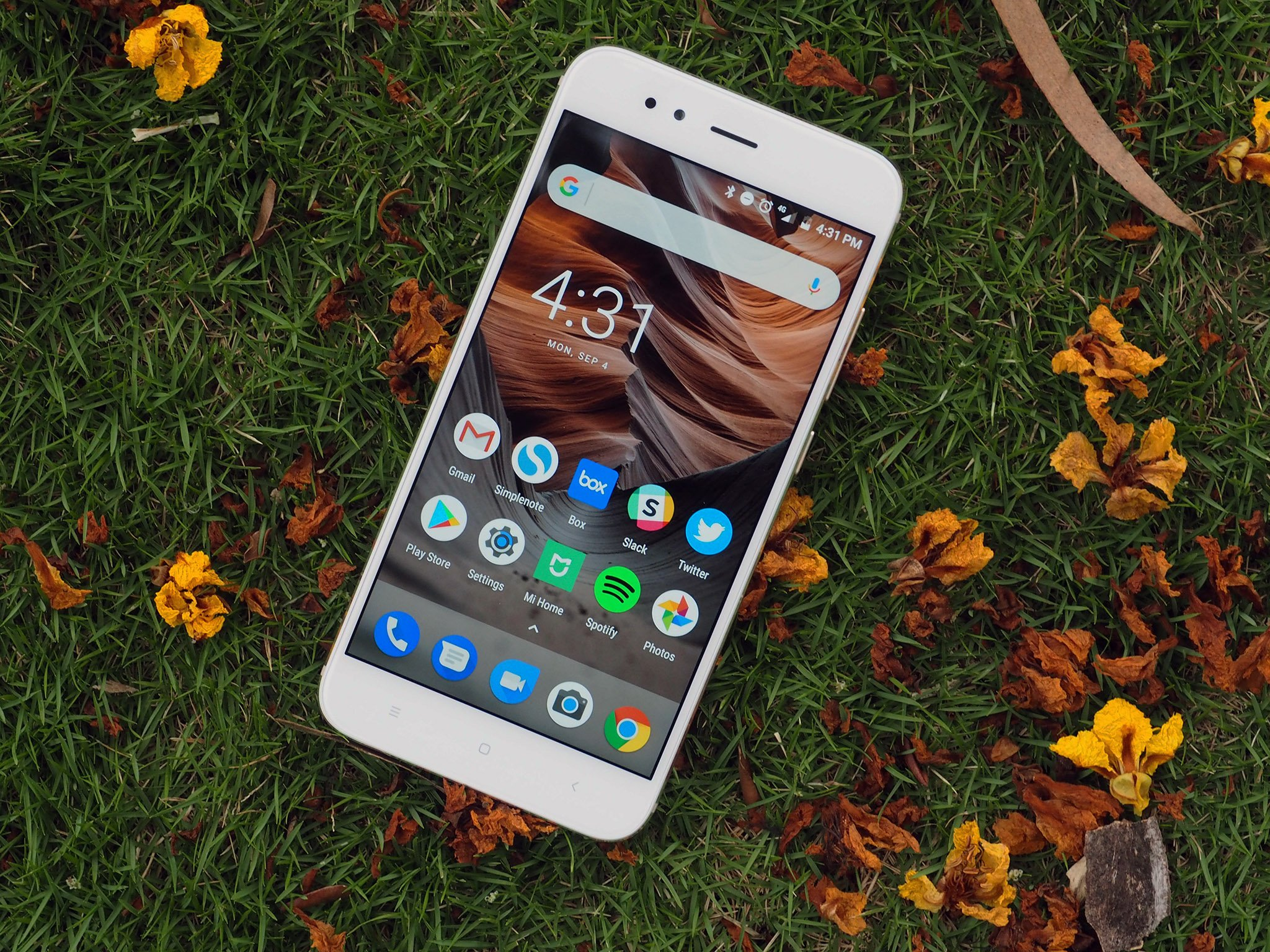 Xiaomi Mi A1 Xiaomi Mi A1 Review Best Of Both Worlds Android Central
