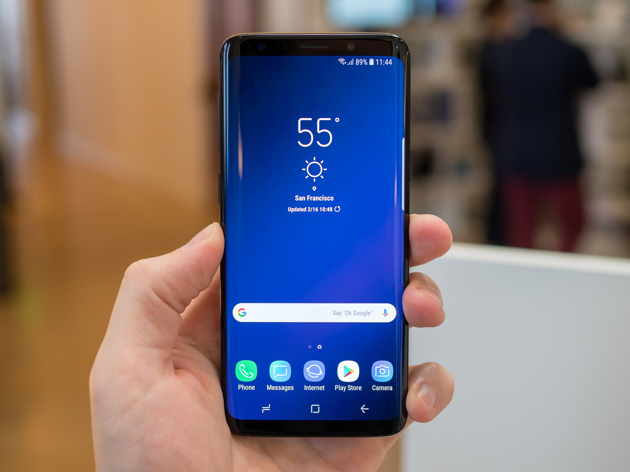 Mobile Samsung Best Samsung Galaxy S9 S9 Deals And Promotions Android Central