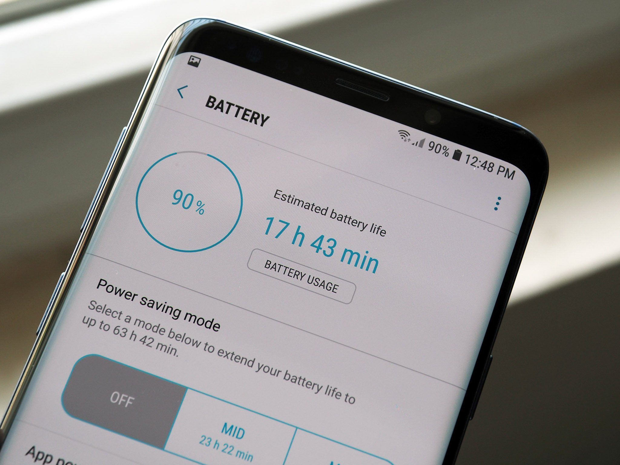 Akku Galaxy How To Fix Galaxy S9 Battery Life Problems Android Central