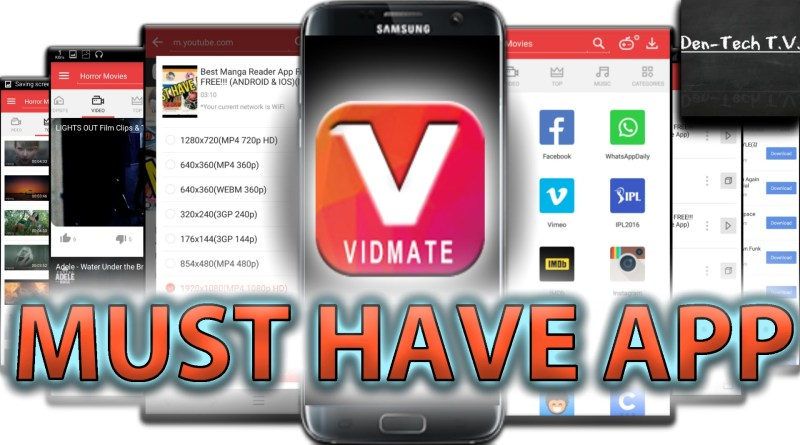 Best App to Download Music & Videos for FREE!!!(ANDROID)(MUST HAVE APP)