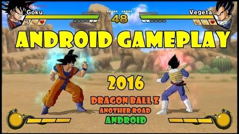 Dragon Ball Z GAME on ANDROID Gameplay [NO ROOT] 2016