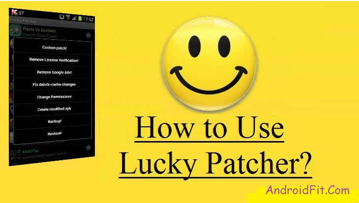 Lucky Patcher : Crack Any Android Apps & Games