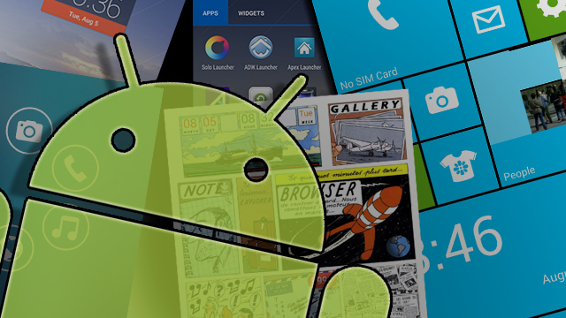 Best Android Launchers Apps : 13 to customize your smartphone and tablet