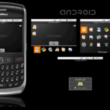 Android for Blackberry on June 27