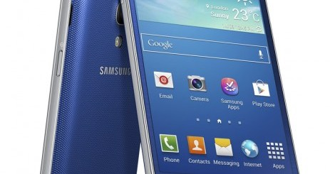 Samsung Galaxy S4 Mini Blue